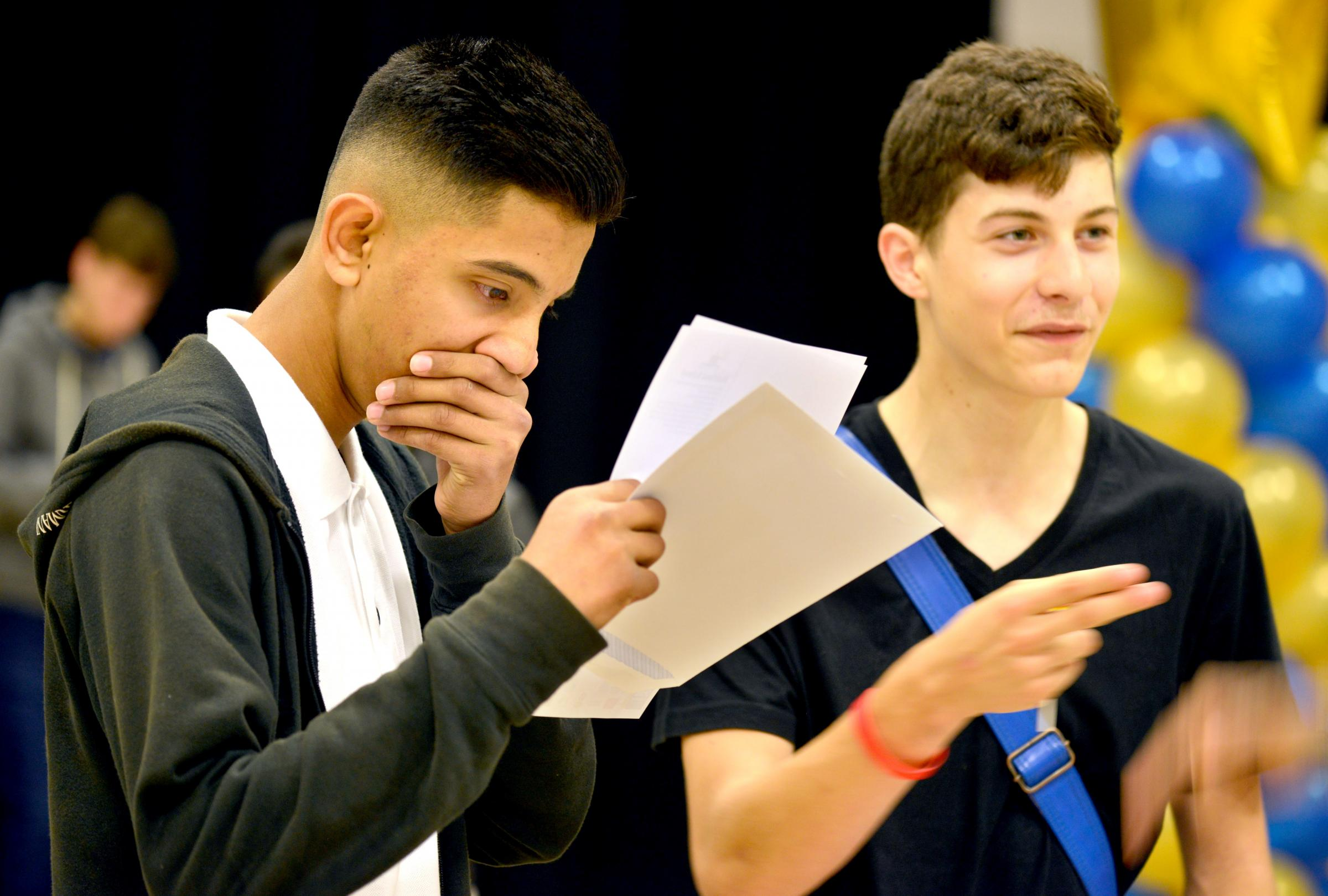 93af10439b GCSE RESULTS  All the 2015 GCSE results from Bradford district schools and  colleges