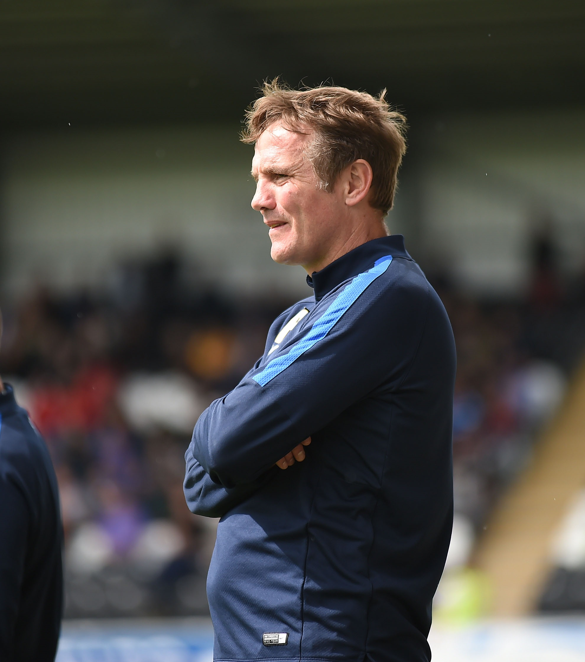Phil Parkinson expects to see more determination from City tomorrow