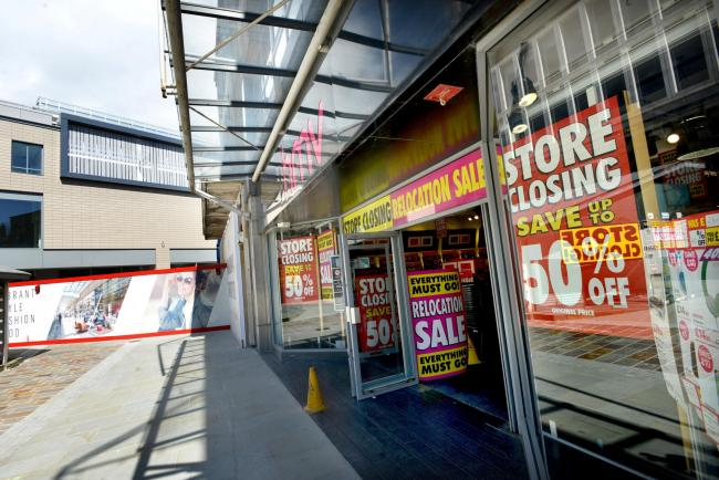 Hmv staying quiet over plans for bradford after relocations sales hmv has put up posters advertising a relocation sale but is remaining tight gumiabroncs Image collections