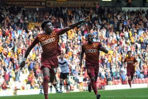 'Project' Cole fuels Bradford City hopes after debut winner