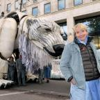Bradford Telegraph and Argus: Emma Thompson joins protest against Shell's Arctic drilling plans