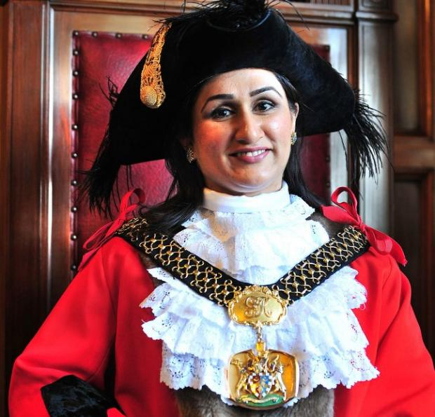 Country's first female British Muslim Lord Mayor suspended from Labour party pending investigation
