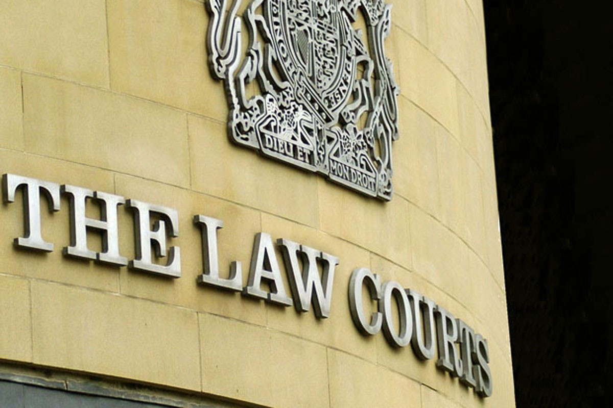 Khan was given a suspended sentence at Bradford Crown Court