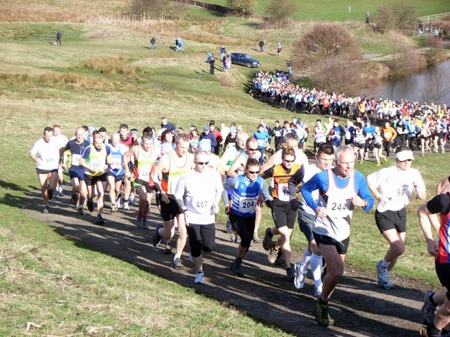 Entries for next April's Baildon Boundary Way are limited to 480, while only a maximum of 100 can take part in the non-competitive walk that precedes it