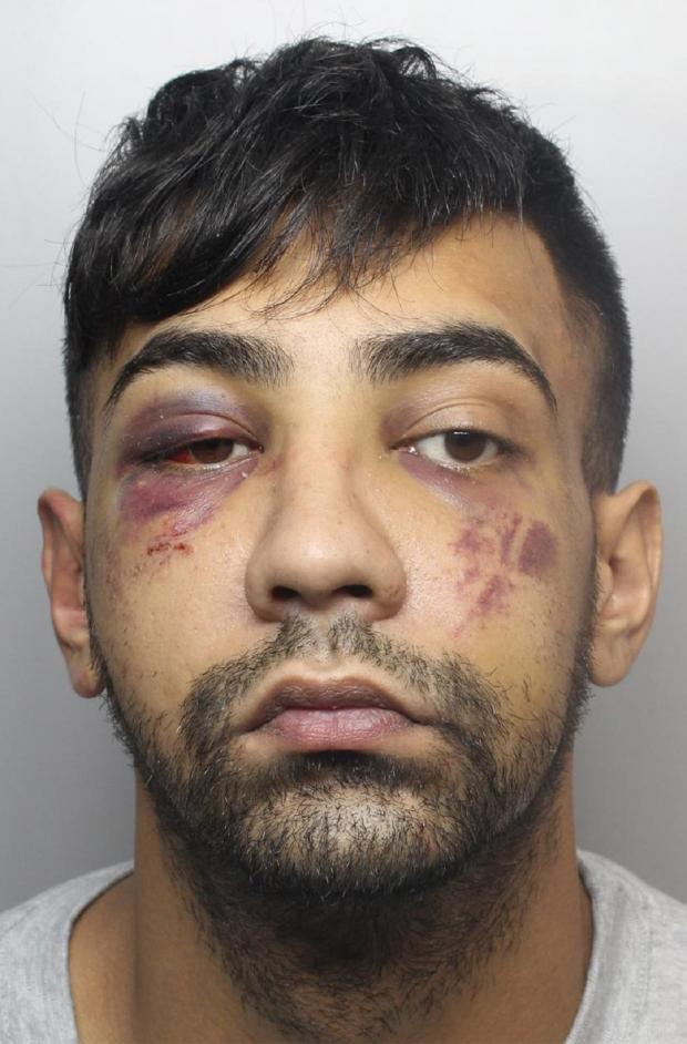 Bradford Telegraph and Argus: Tanweer Khan was jailed for 27 months
