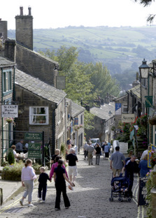 Haworth Main Street