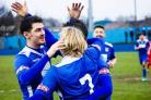 TOUR DE FARSE: Farsley Celtic have proved unstoppable over the past 12 games – Picture: Tom Stoker