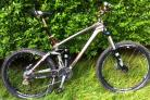 This mountain bike was among the haul stolen by burglars