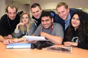 Students help to tackle cyber crime