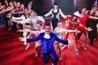 SHOW: The Netherlands National Circus visits the Provident Stadium this half-term