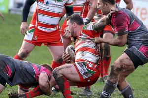 Keighley Cougars star Ash Lindsay hoping latest setback not major