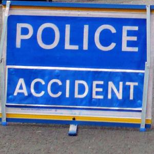 Crash involving two cars causes disruption