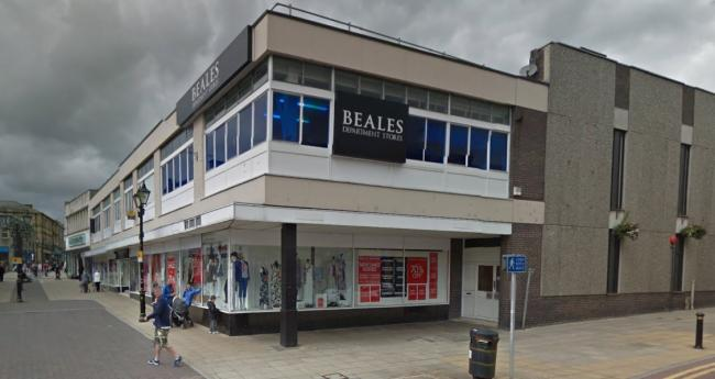 Beales in Low Street, Keighley. Picture: Google Street View
