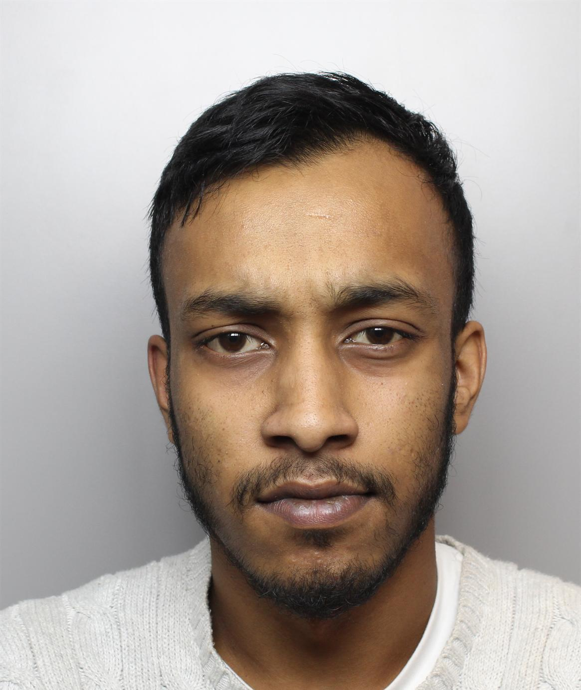 Mohammed Ahmed, who was jailed for five years