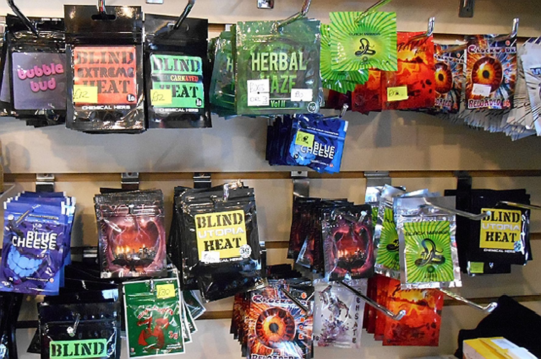 Buy herbal highs - What You Need To Know About The New Legal Highs Ban Bradford Telegraph And Argus