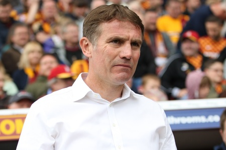 City have not been approached by Bolton for Phil Parkinson