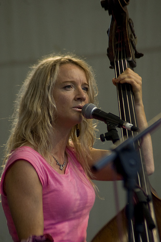 Nicola Farnon Trio in the Jazz Room at Huddersfield Jazz