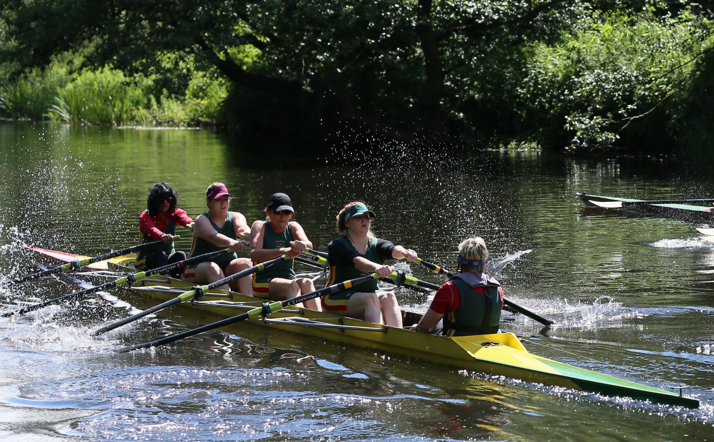 Amateur rowing club