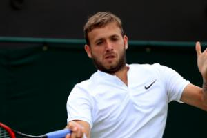 Roger Federer faces second Brit challenge from Dan Evans