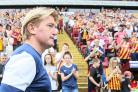 PATIENT APPROACH: City fans should give Stuart McCall time to get the team right, says Terry Dolan