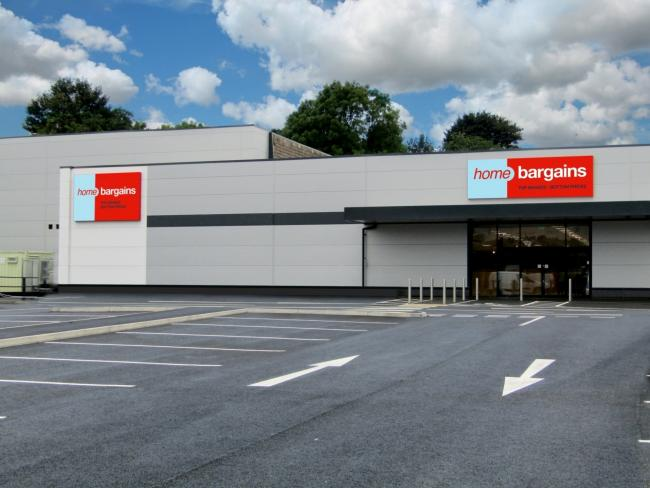 New Home Bargains Store Opens This Saturday At Idlecroft Road