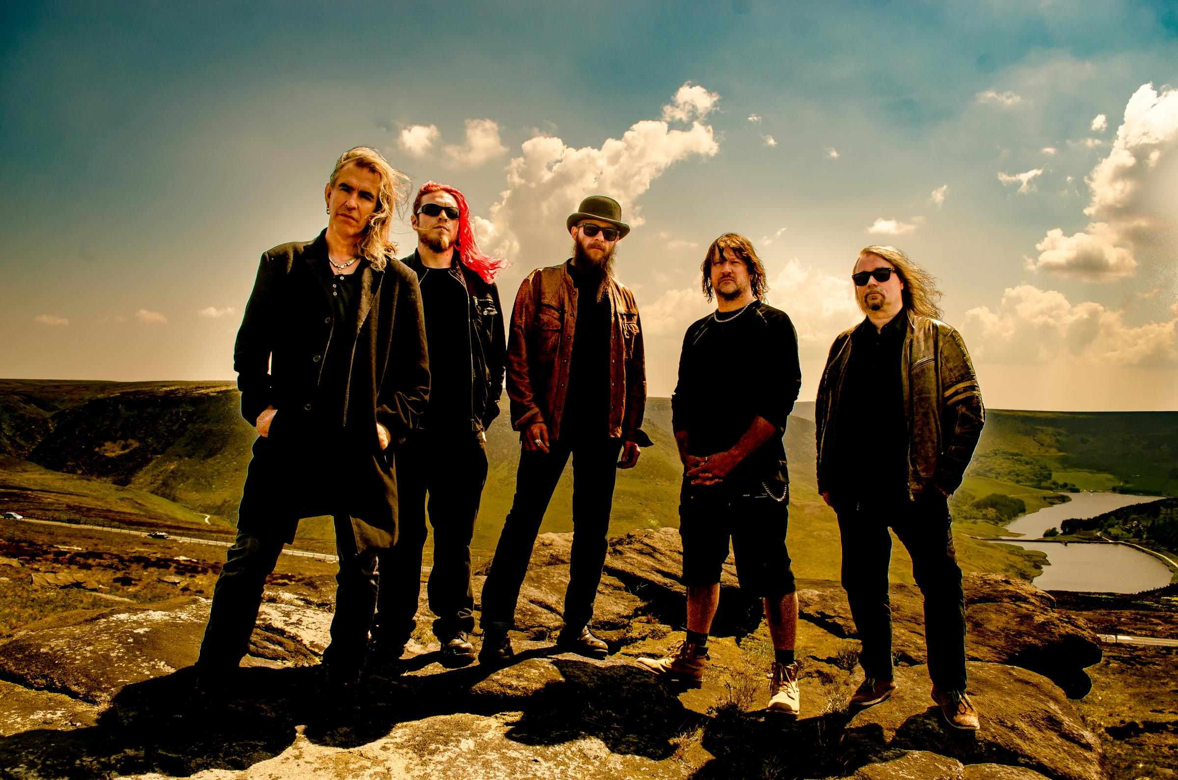 New Model Army, who release a new album, Winter, in October. Picture: Trust a Fox Photography