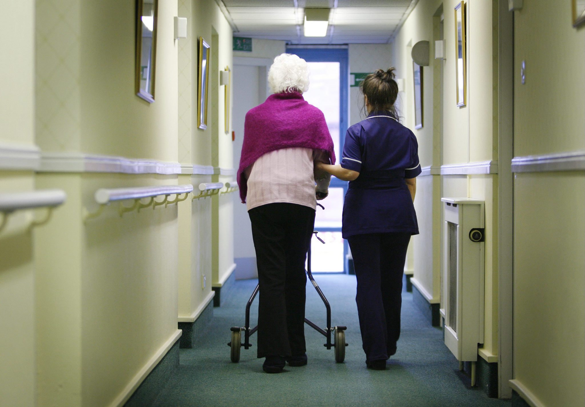 MPs from across political divide brand social care system 'not fit for purpose'