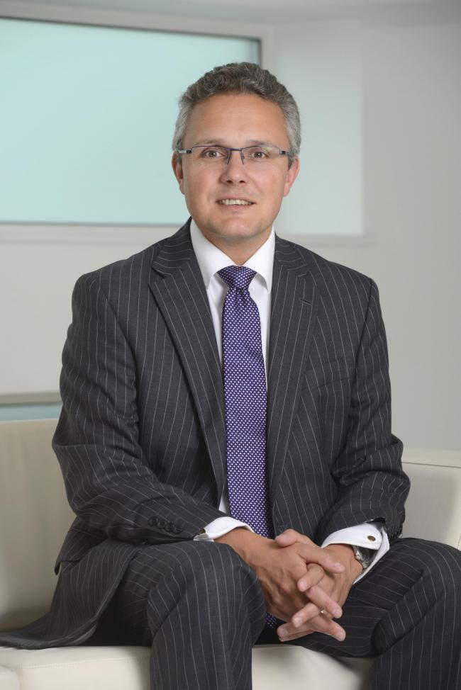 NEW BOSS: Mike Regnier has been promoted to YBS chief executive . Photo: Richard Walker