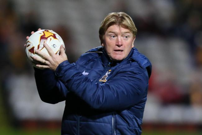 HAVING A BALL: Stuart McCall is excited by City's home clash with his former club