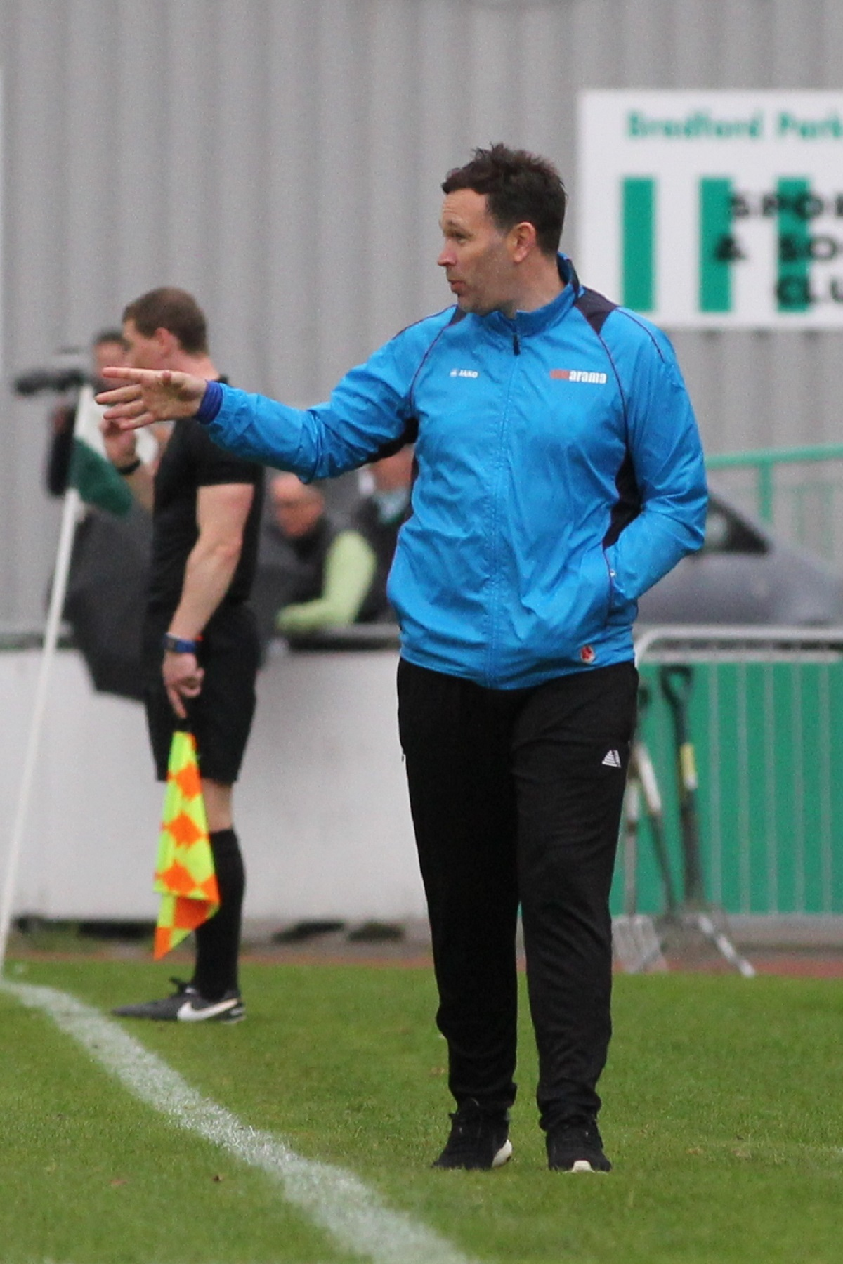 Mark Bower's Park Avenue head to Kidderminster tomorrow with their play-off fate in their own hands