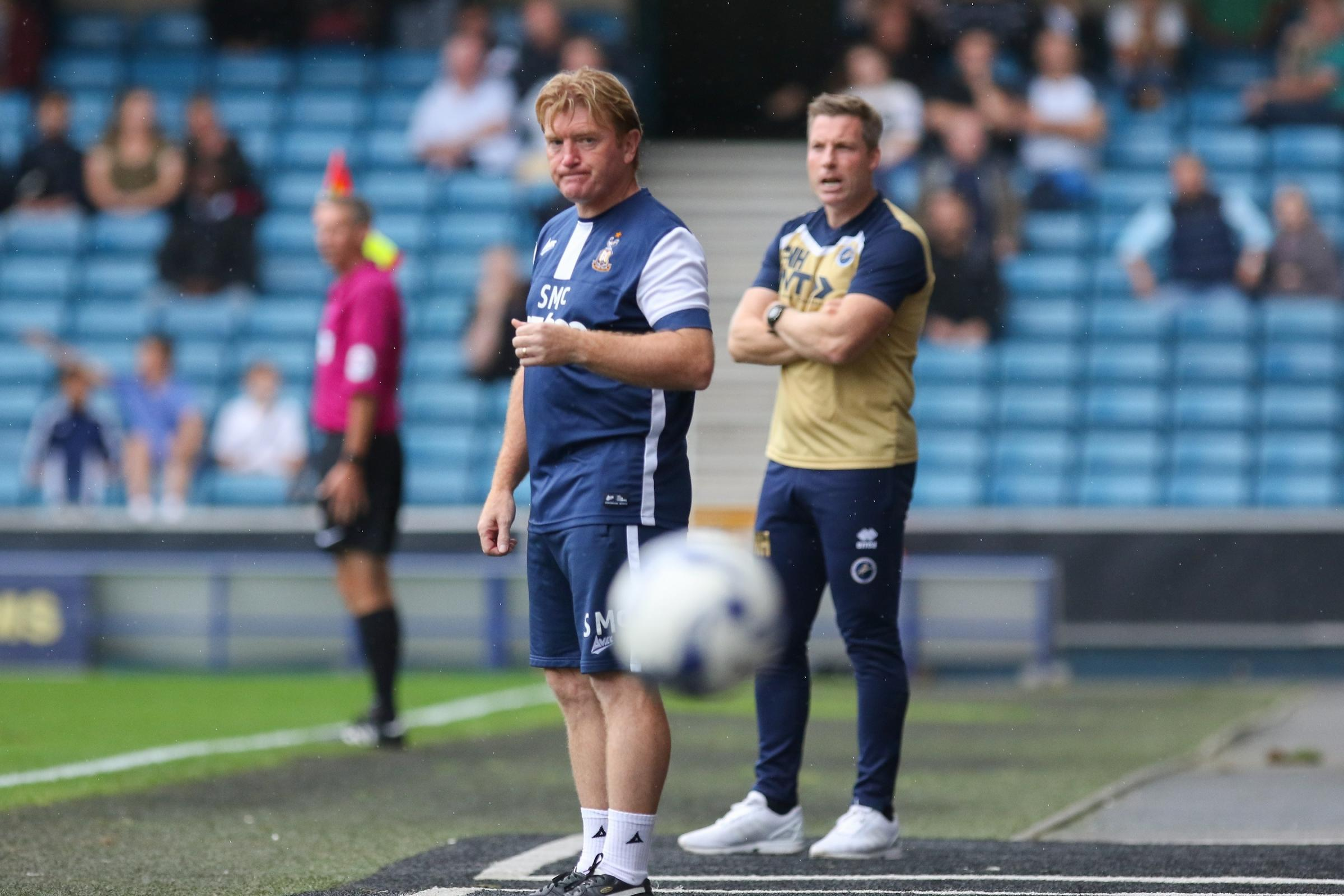 Neil Harris happy to stick with 'same again' for in-form Millwall ...