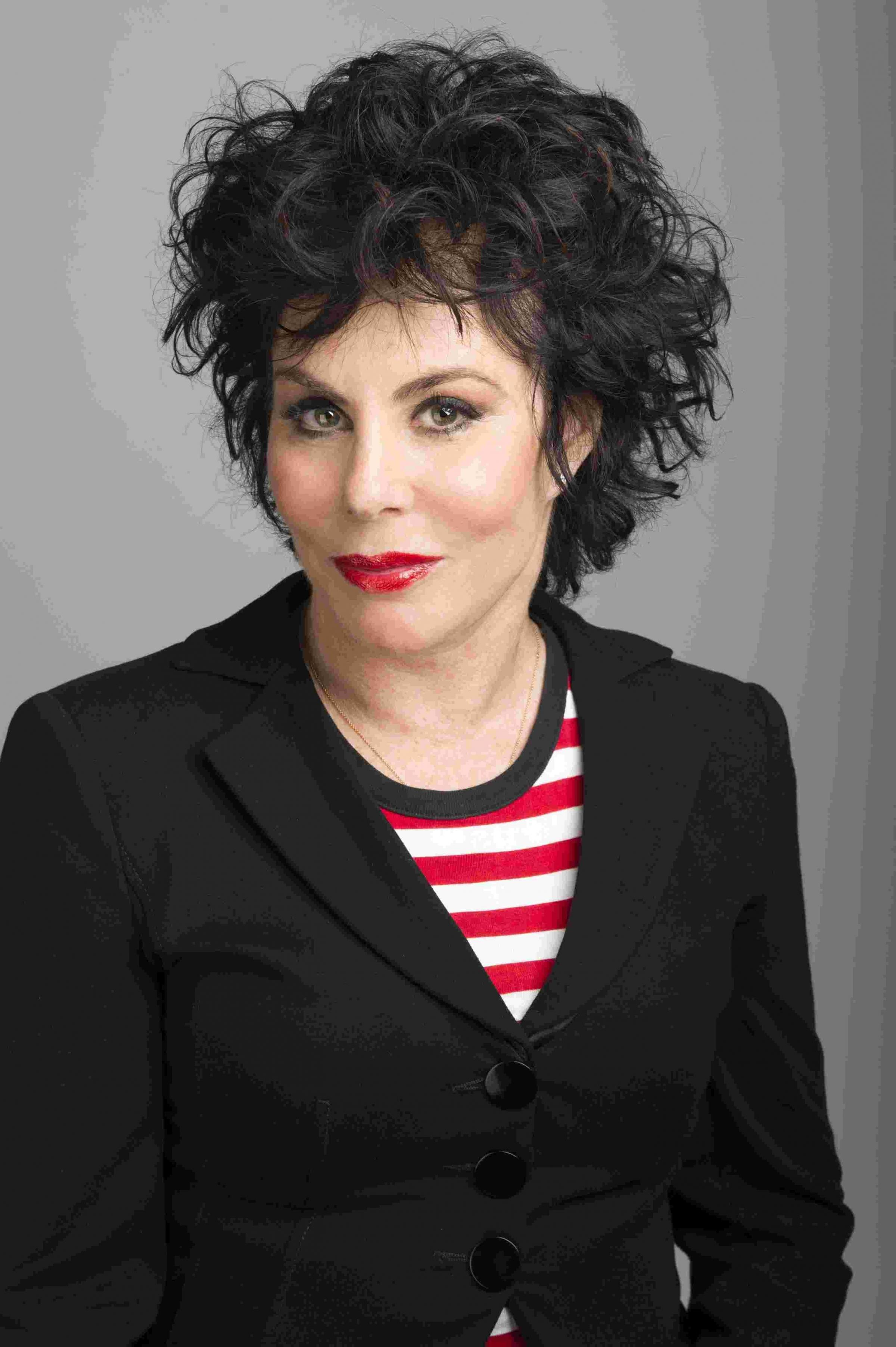 Ruby Wax brought her show, Frazzled, to Ilkley last night
