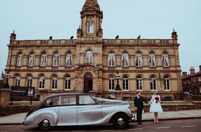 Victoria Hall In Saltaire Shortlisted For National Wedding Venue