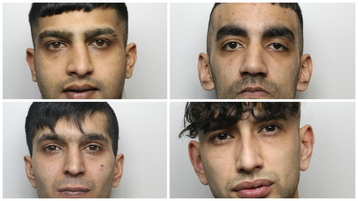 Four drug dealers jailed after being caught in covert police sting