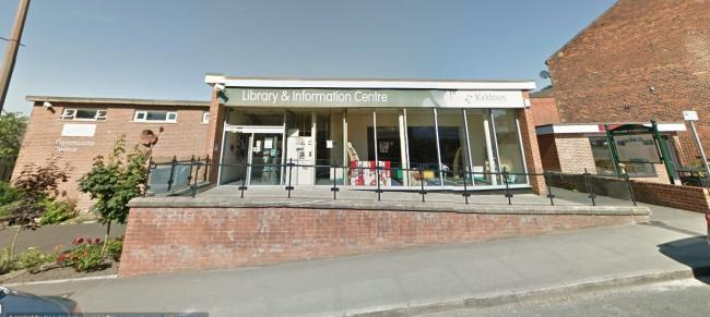 Birstall Community Centre and Library. Picture: Google Street View
