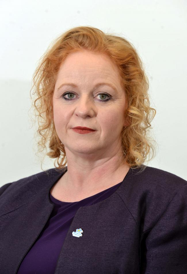 Judith Cummins, MP for Bradford South.