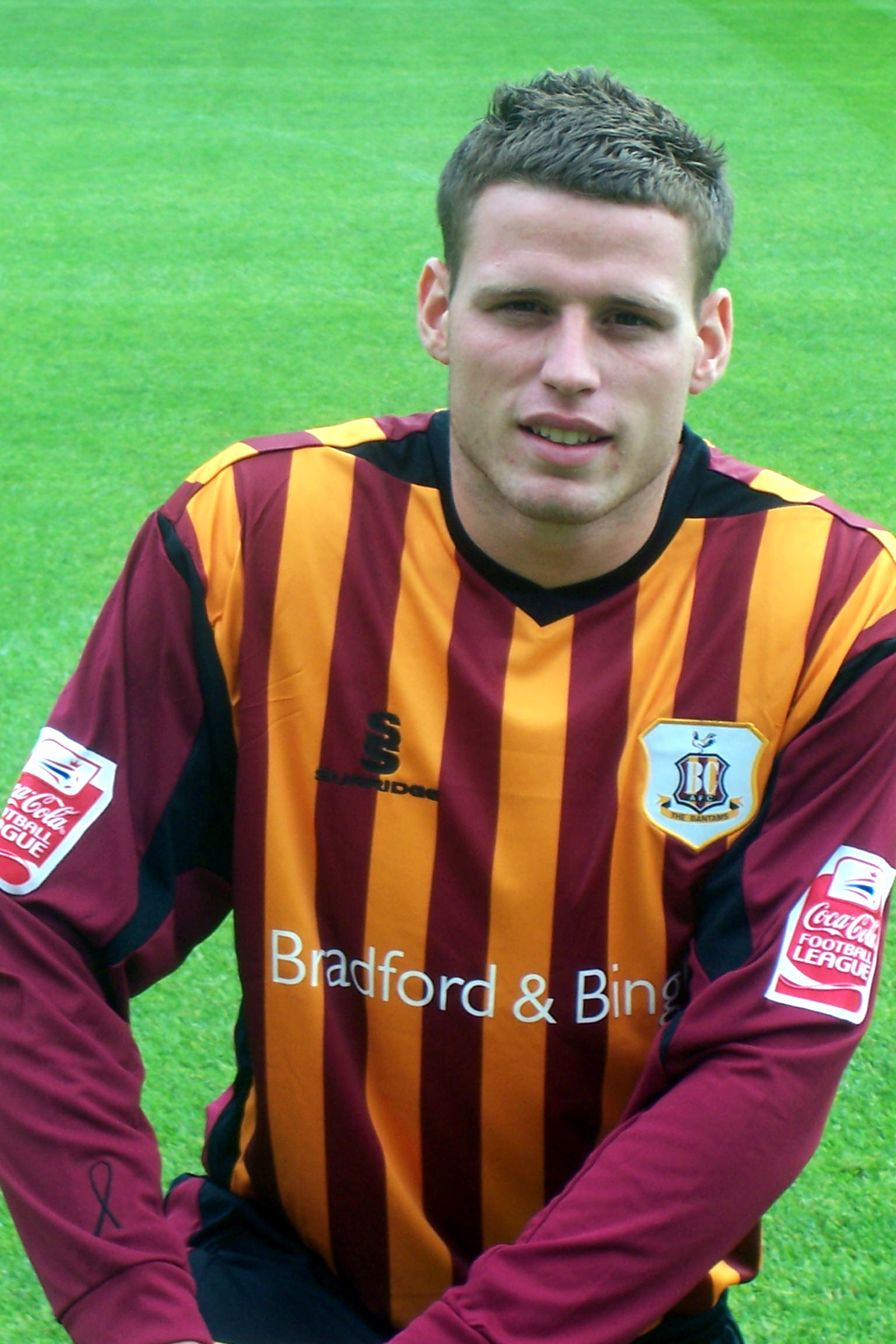 TJ Moncur spent two months at City last season