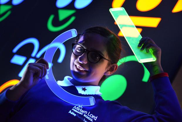 Bradford Telegraph and Argus: Wonderlab opens at the National Science and Media Museum