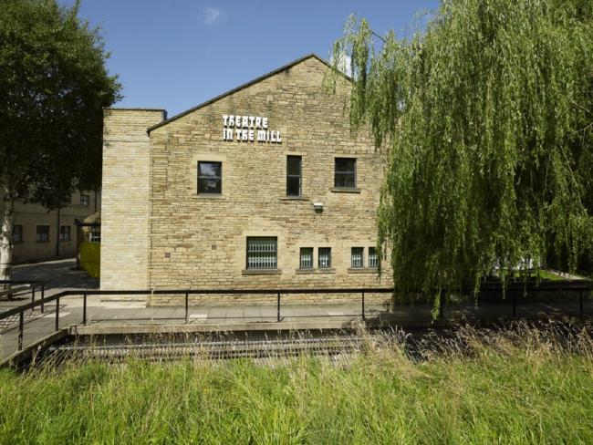 The Theatre in the Mill building at the University of Bradford