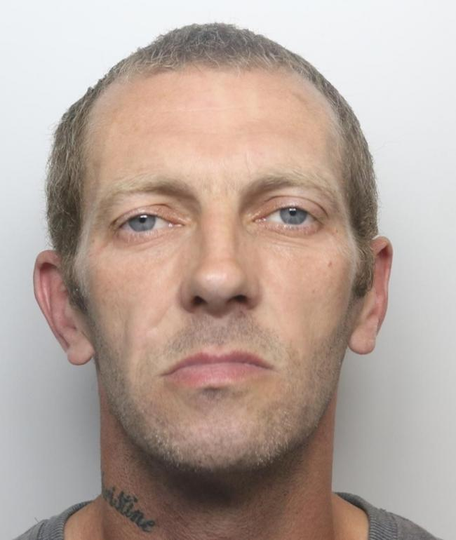 JAILED: Thieving drug addict threatened store security guard