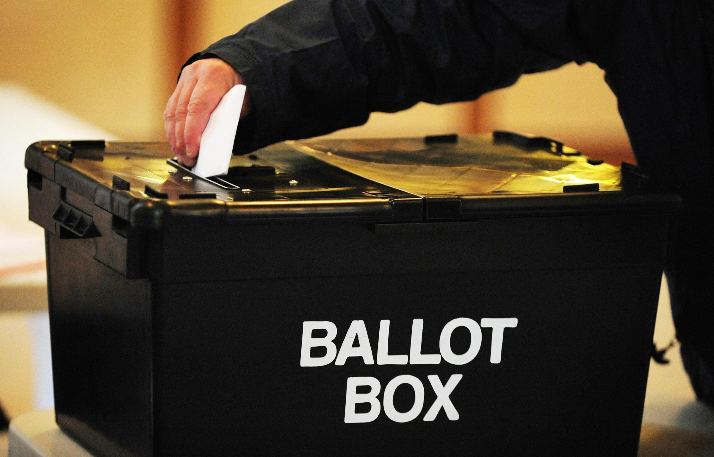 Voting in this year's Council elections takes place on Thursday May 3