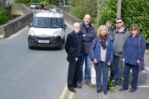 Campaigners are concerned about traffic levels at Fisherman's Bridge