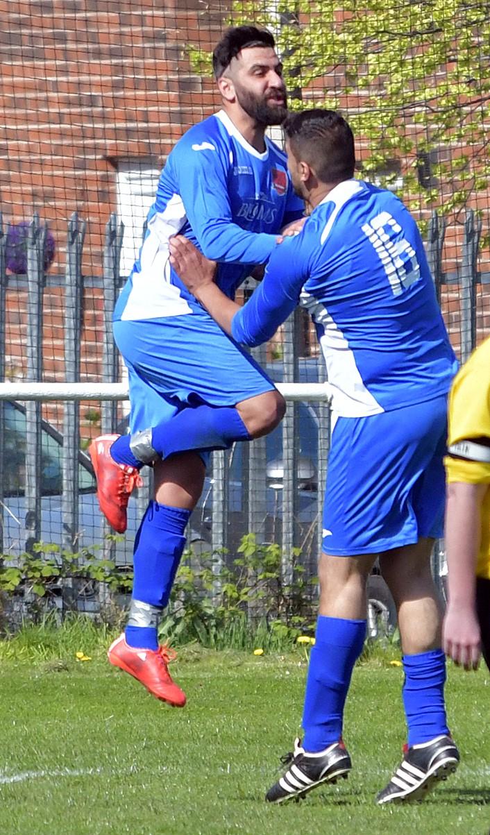 Amateur football bradford sunday alliance league