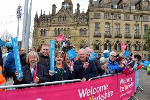 GALLERY: See our pictures from the Tour de Yorkshire