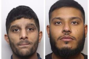 Two burglars jailed