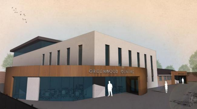 Plans Lodged To Create 1m Community Hub At Run Down Greenwood
