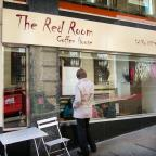 The Red Room in Queensgate, Bradford