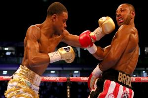 Kell Brook loses IBF welterweight title in epic clash with Errol Spence Jr