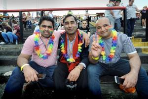 Bradford Pride attracted thousands of people