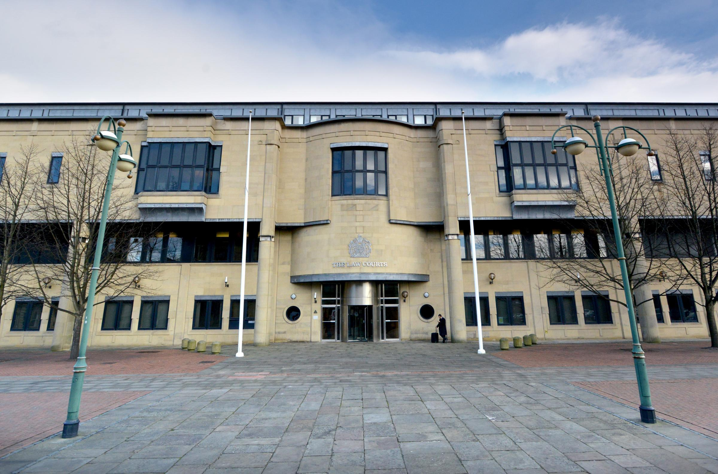 Richardson and Gott were back before Bradford Crown Court for breaching their suspended sentence orders
